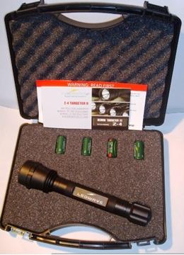 Εικόνα της Φακός Ledwave Z4 Targeret II - 220 Lumens