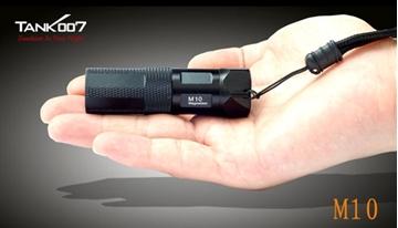 Εικόνα της Φακός Tank 007 με μαγνήτη Led - 160 Lumens