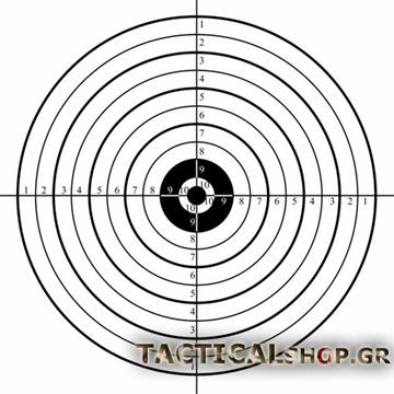 Εικόνα της Στόχοι Σκοποβολής Διαστάσεων 55Χ55