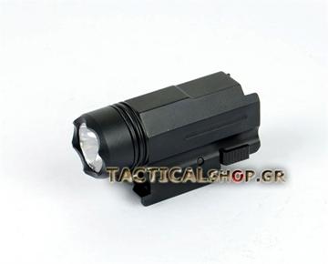Εικόνα της Φακός όπλου Compact ταχείας απελευθέρωσης