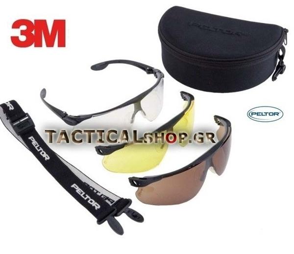 fbef7a1ff6 tacticalextreme - Peltor Maxim σετ προστατευτικά γυαλιά σκοποβολής ...