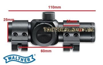 Εικόνα της Red Dot Walther Top Point II