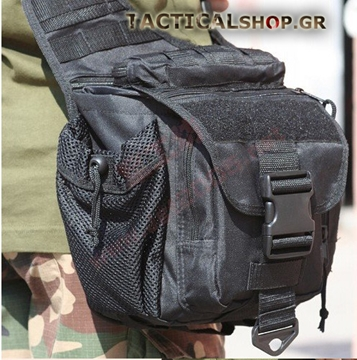 e67a8c0d140 ... Εικόνα της Τσαντάκι όπλου Super Andai Casual Shoulder Bag