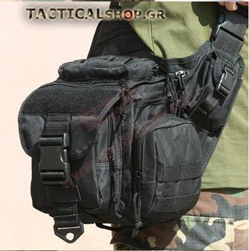 28a1ab4e5db Εικόνα της Τσαντάκι όπλου Super Andai Casual Shoulder Bag ...
