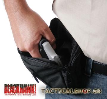 992aabf18b8 ... Εικόνα της Τσαντάκι όπλου BlackHawk Belt Pouch Holster