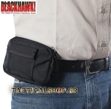 8087dbb56fc Εικόνα της Τσαντάκι όπλου BlackHawk Belt Pouch Holster ...