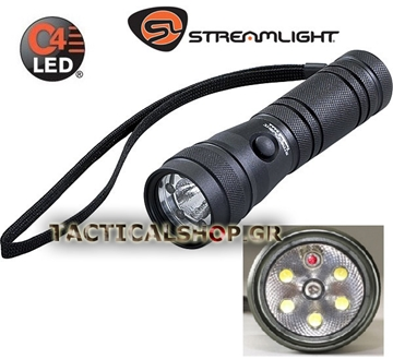 Εικόνα της Φακός Streamlight Twin Task Laser Light C4 Led Flashlight