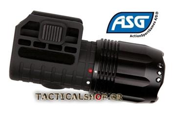 Εικόνα της Φακός Led ASG πολλαπλών λειτουργιών