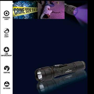 Εικόνα της Φακός Ledwave Εντοπισμού - 75 Lumens