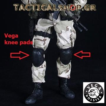 Εικόνα της Επιγονατίδες Vega knee pads