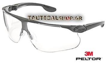 Εικόνα της 3M Peltor Προστατευτικά Γυαλιά Διάφανα
