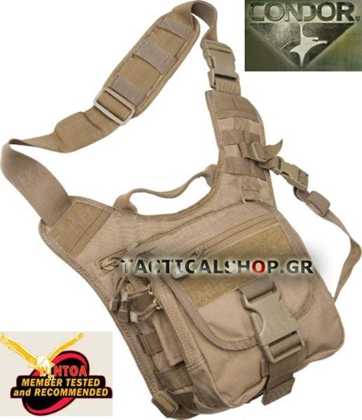 4666d1c3c53 tacticalextreme - Τσαντάκι Ώμου Tactical Condor
