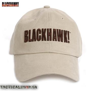 Εικόνα της Blackhawk καπέλο jockey μπεζ