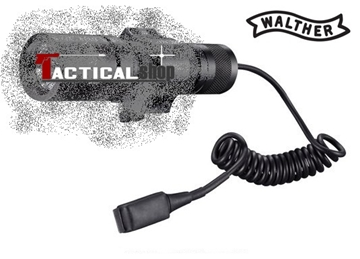Εικόνα της Καλώδιο για φακό Walther tactical XT (switch on/off) Remote Pressure
