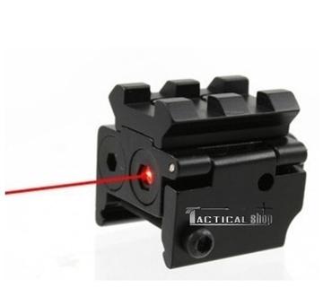 Εικόνα της Micro Mini Pistol Red Laser Point Scope with Extend Top Rail