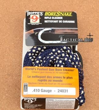 Εικόνα της Σχοινί Καθαρισμού Hoppe's 9 BoreSnake για 410, cal 36 Σχοινί Καθαρισμού Hoppe's 9 BoreSnake για 410, cal 36