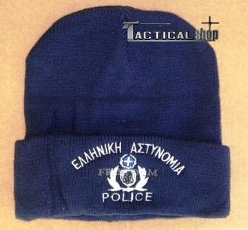 Εικόνα της Σκούφος Ελληνική Αστυνομία με κέντημα