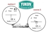 Picture of Αποστασιόμετρο με Laser και μετρητής ταχύτητας YUKON Laser Extend LRS-1000
