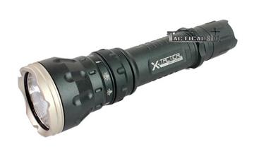 Εικόνα της Επαναφορτιζόμενος φακός X-Tactical Alpin ΤΜ-02R
