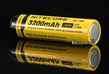 Εικόνα της Επαναφορτιζόμενη μπαταρία Nitecore Li-on 18650 3200mAh