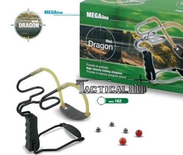 Εικόνα της Σφεντόνα Megaline Dragon metal με αναδιπλούμενη επικάρπια βάση
