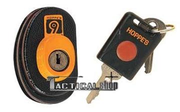 Εικόνα της Κλειδαριά σκανδάλης Hoppe's 9 L1
