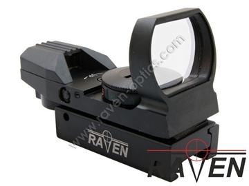 Εικόνα της Raven Open Point Sight Red & Green dot
