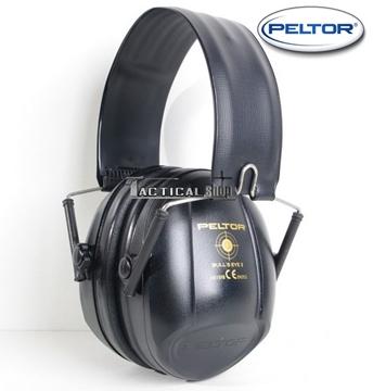 Εικόνα της Ωτοασπίδες Μαύρες Peltor Bull's Eye I