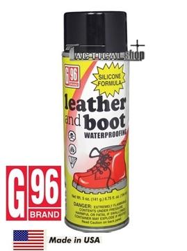 Εικόνα της Σπρέι Αδιαβροχοποίησης Υποδημάτων G96 Leather & Boot