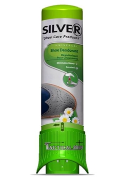 Εικόνα της Αποσμητικό σπρέι υποδημάτων Silver Deodorant Eliminator