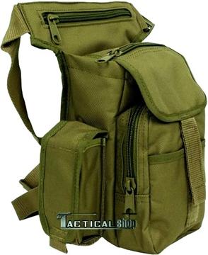 Εικόνα της Τσαντάκι ώμου μηρού Mil-Tec Multi Pack Χακί