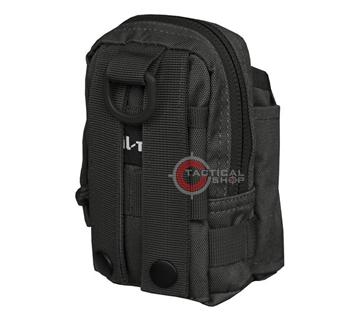 Εικόνα της Τσαντάκι Μαύρο Mil-Tec Commando Belt Pouch