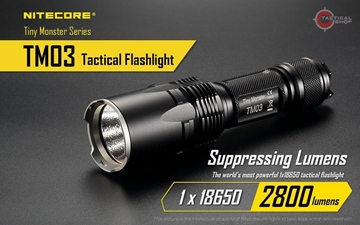 Εικόνα της Φακός Led Nitecore Tiny Monster TM03 2800 Lumens