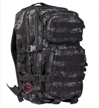 Εικόνα της Σακίδιο πλάτης Backpack 36L Mil-Tec  Assault II Mandra Night