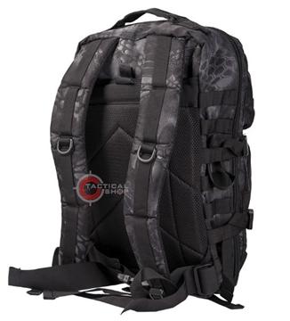 Εικόνα της Σακίδιο πλάτης Backpack 50L Mil-Tec  Assault II Mandra Night
