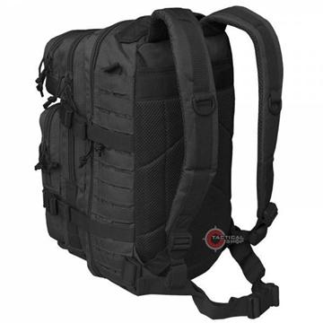 Εικόνα της Σακίδιο πλάτης Mil-Tec Backpack Assault Laser Cut 20L Μαύρο