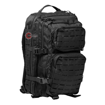Εικόνα της Σακίδιο πλάτης Mil-Tec Backpack Assault Laser Cut 36L Μαύρο
