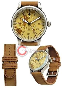 Εικόνα της Ρολόι Vintage Watch Quartz Pilot ME 109