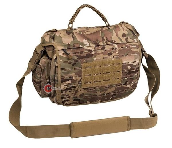 acecb38a59 Picture of Τσάντα σακίδιο Ώμου Mil-Tec Tactical Paracord Bag Παραλλαγής 10L