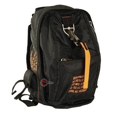 Εικόνα της Σακίδιο Πλάτης Vintage Mil-Tec Deployment Bag 6 Μαύρο