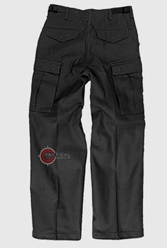 Εικόνα της Παντελόνι US Nyco M65 Mil-Tec Μαύρο