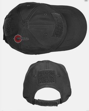 Εικόνα της Καπέλο Jockey Softshel Μαύρο