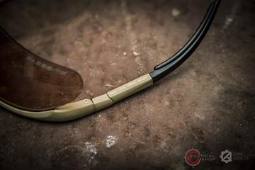 Εικόνα της Γυαλιά σκοποβολής - κυνηγιού Swiss Eye Raptor Μπεζ