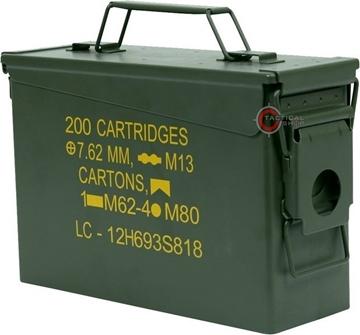 Εικόνα της Μεταλλικό Κουτί Στεγανό Αποθήκευσης US M19A1 CAL.30