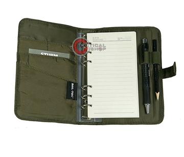 Εικόνα της Σημειωματάριο Μil-Tec Tactical Notebook Λαδί