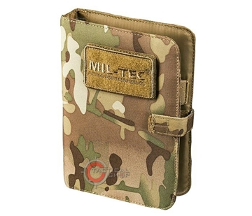 Εικόνα της Σημειωματάριο Μil-Tec Tactical Notebook Multitarn
