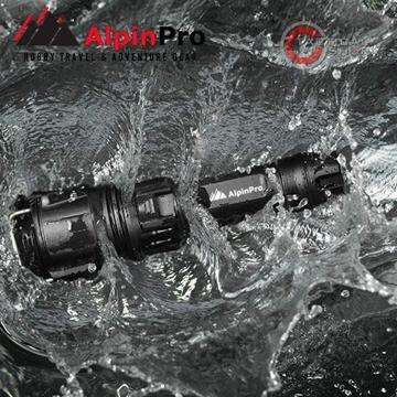 Εικόνα της Καταδυτικός Επαναφορτιζόμενος Φακός ΑlpinPro DV-01R 1000Lumens