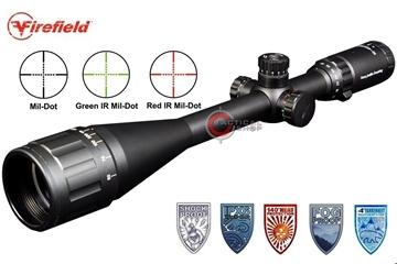 Εικόνα της Διόπτρα Firefield MilDot & Parallax 10-40x50 AO Tactical