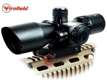 Εικόνα της Διόπτρα με Laser Firefield 2.5-10x40