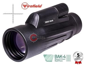 Εικόνα της Μονοκυάλι BAK-4 Firefield Siege 10x50 Monocular